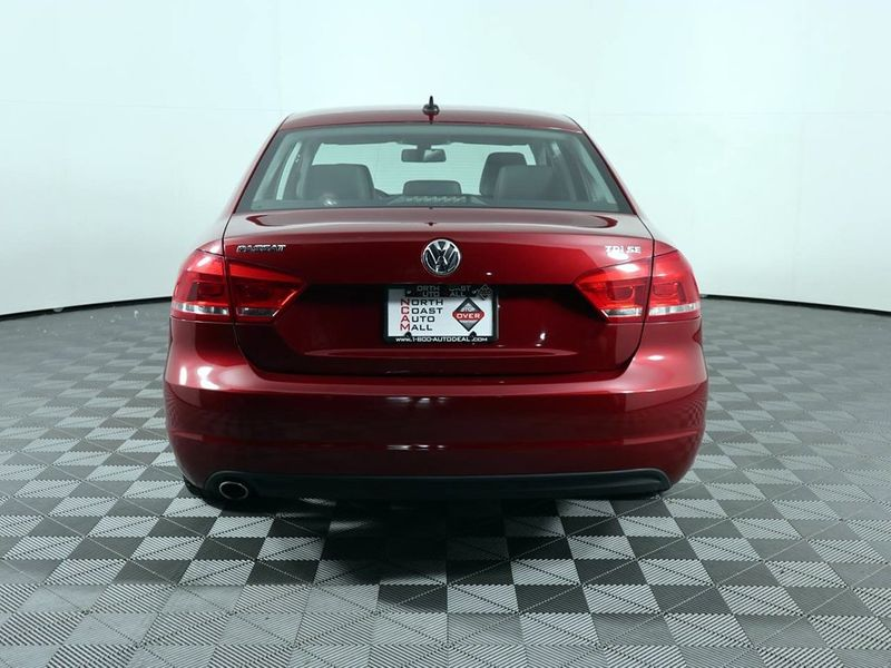2015 Volkswagen Passat 20L TDI SE wSunroof  city Ohio  North Coast Auto Mall of Cleveland  in Cleveland, Ohio