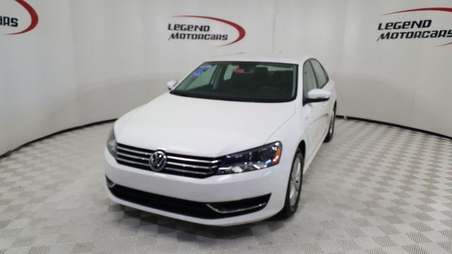 2015 Volkswagen Passat 1.8T Wolfsburg Ed