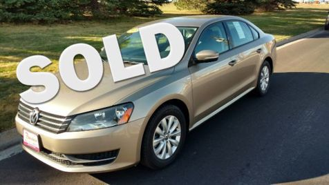 2015 Volkswagen Passat 1.8T Wolfsburg Ed in Great Falls, MT