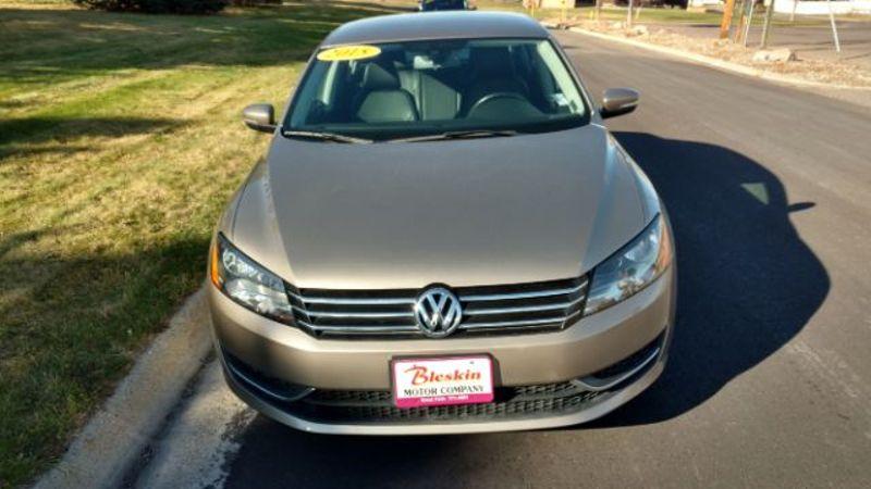 2015 Volkswagen Passat 18T Wolfsburg Ed  city MT  Bleskin Motor Company   in Great Falls, MT