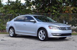 2015 Volkswagen Passat 1.8T SEL Premium Hollywood, Florida 13