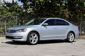 2015 Volkswagen Passat 1.8T SEL Premium Hollywood, Florida 10