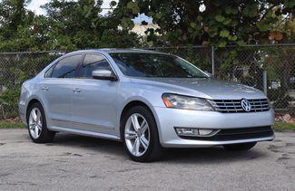 2015 Volkswagen Passat 1.8T SEL Premium Hollywood, Florida 1