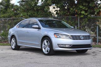 2015 Volkswagen Passat 1.8T SEL Premium Hollywood, Florida 48