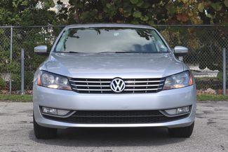 2015 Volkswagen Passat 1.8T SEL Premium Hollywood, Florida 12