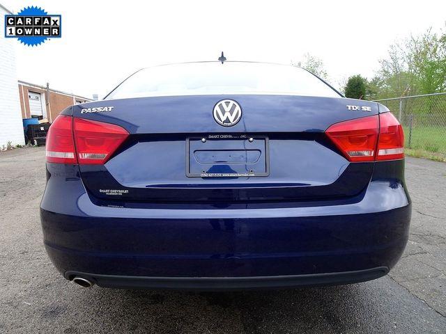 2015 Volkswagen Passat 2.0L TDI SE w/Sunroof Madison, NC 3