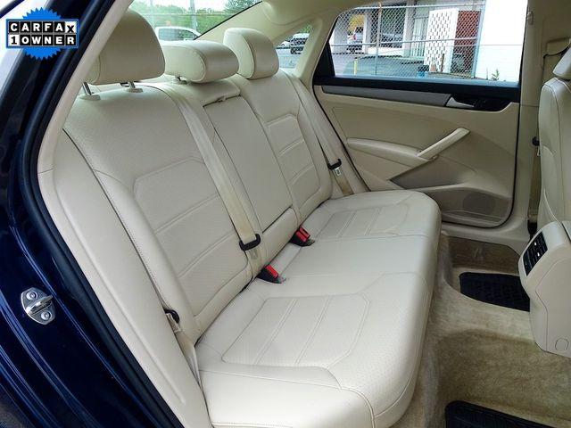 2015 Volkswagen Passat 2.0L TDI SE w/Sunroof Madison, NC 38