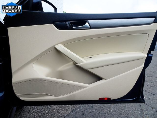 2015 Volkswagen Passat 2.0L TDI SE w/Sunroof Madison, NC 42