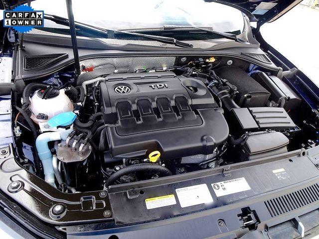 2015 Volkswagen Passat 2.0L TDI SE w/Sunroof Madison, NC 49