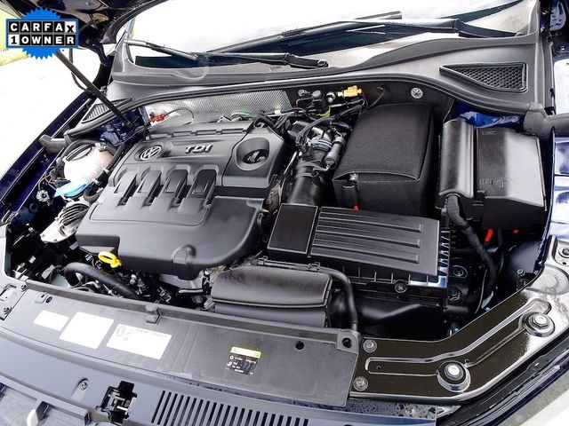 2015 Volkswagen Passat 2.0L TDI SE w/Sunroof Madison, NC 50