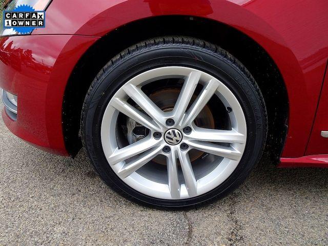 2015 Volkswagen Passat 2.0L TDI SEL Premium Madison, NC 10