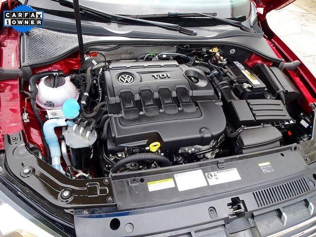 2015 Volkswagen Passat 2.0L TDI SEL Premium Madison, NC 50