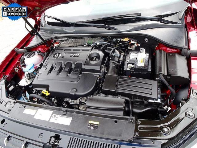 2015 Volkswagen Passat 2.0L TDI SEL Premium Madison, NC 51
