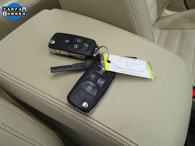 2015 Volkswagen Passat 2.0L TDI SEL Premium Madison, NC 52
