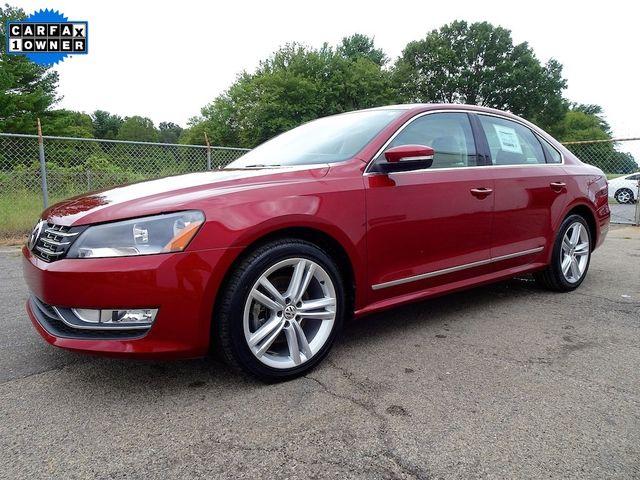 2015 Volkswagen Passat 2.0L TDI SEL Premium Madison, NC 6
