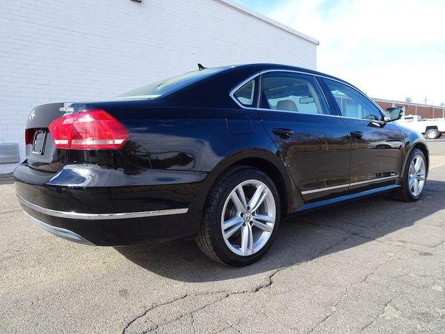 2015 Volkswagen Passat 2.0L TDI SEL Premium Madison, NC 2