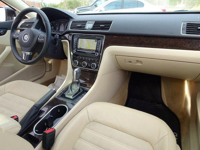 2015 Volkswagen Passat 2.0L TDI SEL Premium Madison, NC 35