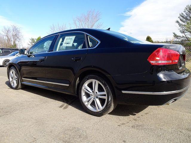 2015 Volkswagen Passat 2.0L TDI SEL Premium Madison, NC 4