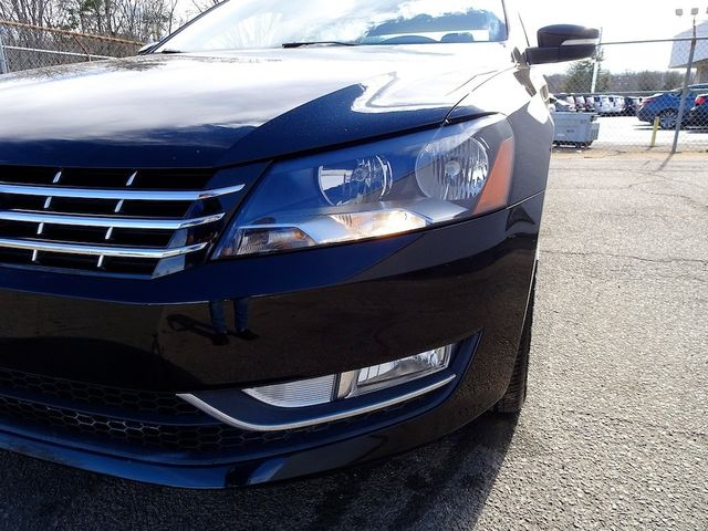 2015 Volkswagen Passat 2.0L TDI SEL Premium Madison, NC 9