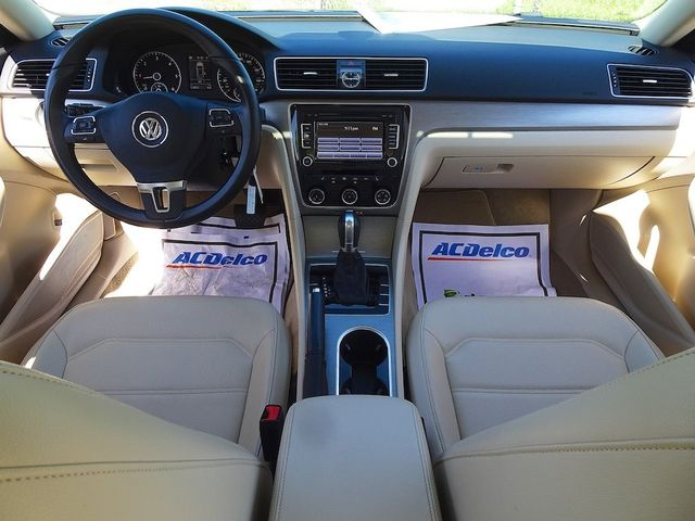 2015 Volkswagen Passat 2.0L TDI SE w/Sunroof Madison, NC 33
