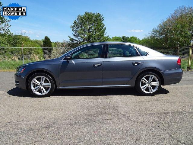 2015 Volkswagen Passat 2.0L TDI SE w/Sunroof Madison, NC 5