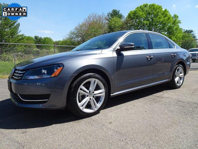2015 Volkswagen Passat 2.0L TDI SE w/Sunroof Madison, NC 6