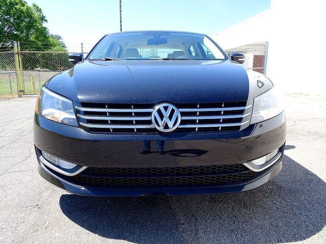 2015 Volkswagen Passat 2.0L TDI SE w/Sunroof & Nav Madison, NC 7