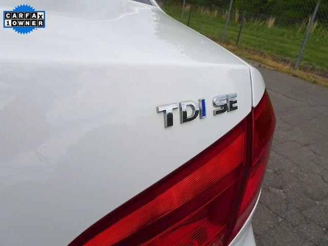 2015 Volkswagen Passat 2.0L TDI SE w/Sunroof Madison, NC 11