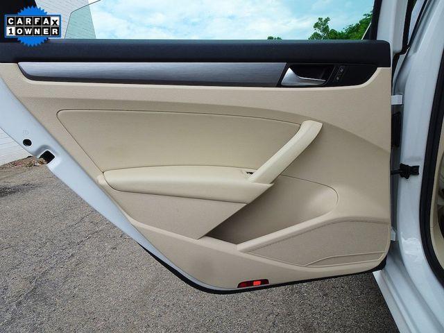 2015 Volkswagen Passat 2.0L TDI SE w/Sunroof Madison, NC 30