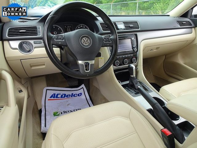 2015 Volkswagen Passat 2.0L TDI SE w/Sunroof Madison, NC 37