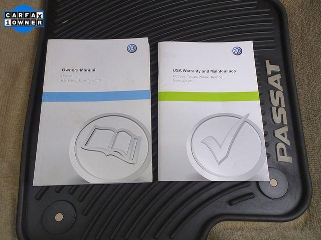 2015 Volkswagen Passat 2.0L TDI SE w/Sunroof Madison, NC 48