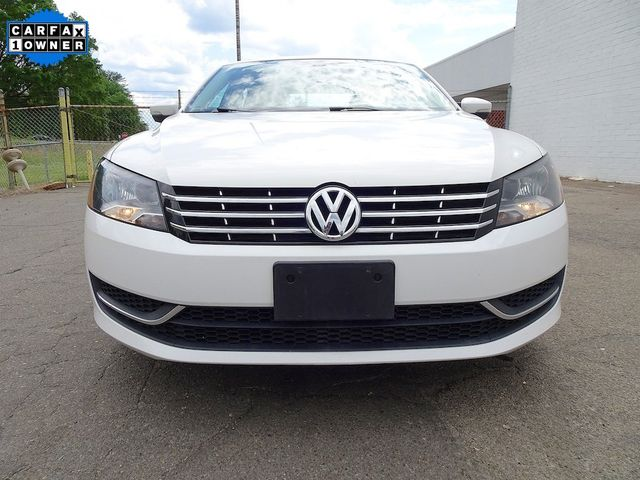 2015 Volkswagen Passat 2.0L TDI SE w/Sunroof Madison, NC 7