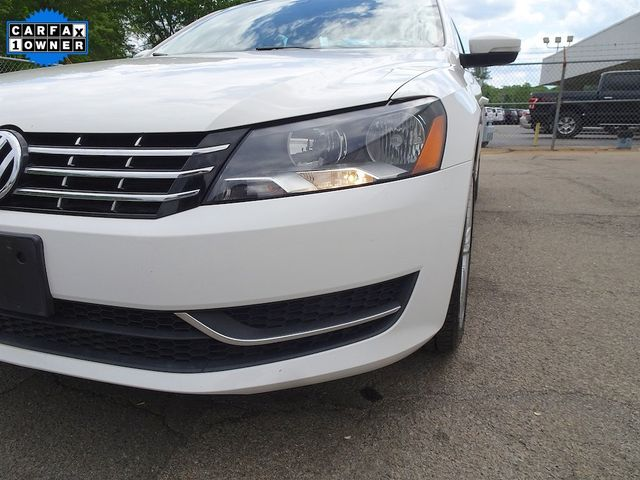 2015 Volkswagen Passat 2.0L TDI SE w/Sunroof Madison, NC 9