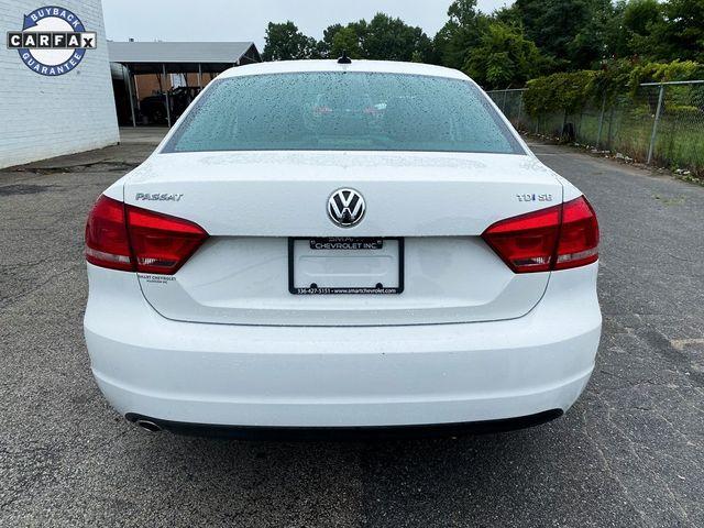 2015 Volkswagen Passat 2.0L TDI SE w/Sunroof Madison, NC 2