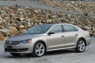 2015 Volkswagen Passat 2.0L TDI SE Naugatuck, Connecticut