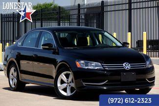 2015 Volkswagen Passat SE Leather 20,000 Miles Warranty in Plano, Texas 75093