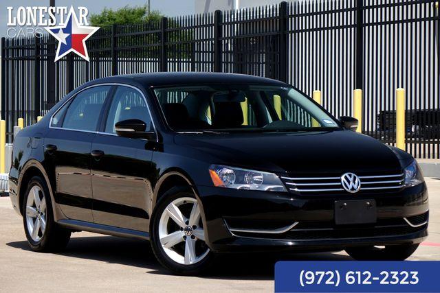 2015 Volkswagen Passat SE Leather 20,000 Miles Warranty