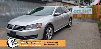 2015 Volkswagen Passat 2.0L TDI SE w/Sunroof in San Antonio, TX 78229