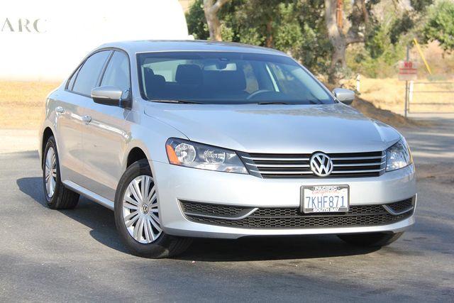 2015 Volkswagen Passat 1.8T S Santa Clarita, CA 3