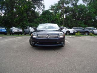 2015 Volkswagen Passat 2.0L TDI SE w/Sunroof SEFFNER, Florida