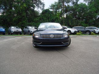 2015 Volkswagen Passat 2.0L TDI SE w/Sunroof SEFFNER, Florida 10