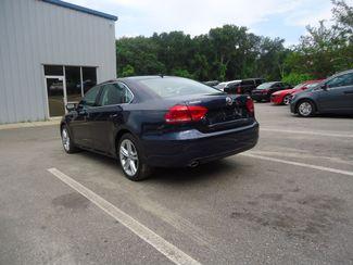 2015 Volkswagen Passat 2.0L TDI SE w/Sunroof SEFFNER, Florida 12