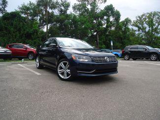 2015 Volkswagen Passat 2.0L TDI SE w/Sunroof SEFFNER, Florida 9