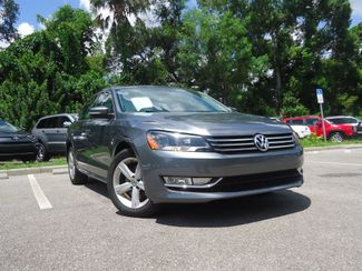 2015 Volkswagen Passat 1.8T Limited Edition SEFFNER, Florida 8