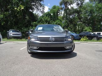 2015 Volkswagen Passat 1.8T Limited Edition SEFFNER, Florida 9