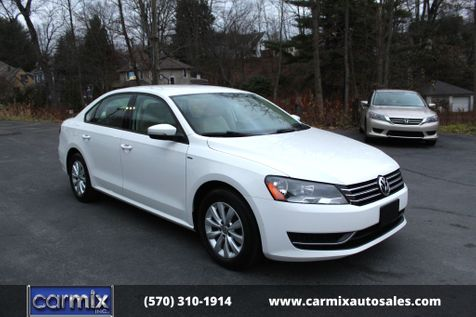 2015 Volkswagen Passat 1.8T Wolfsburg Ed in Shavertown