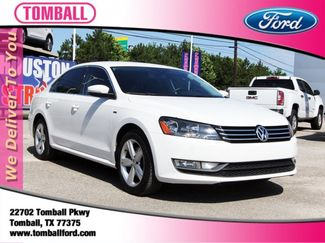 2015 Volkswagen Passat 1.8T Limited Edition in Tomball, TX 77375