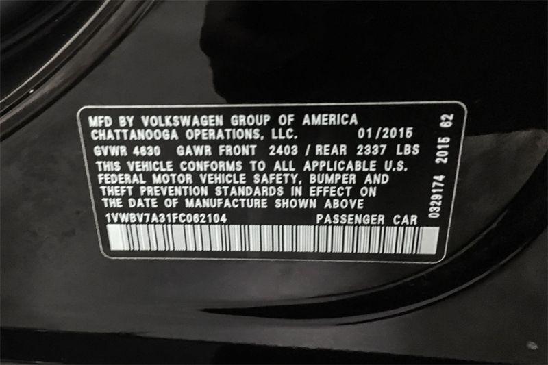 2015 Volkswagen Passat 20L TDI SE  city CA  M Sport Motors  in Walnut Creek, CA