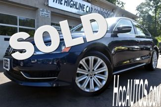 2015 Volkswagen Passat 2.0L TDI SE Waterbury, Connecticut