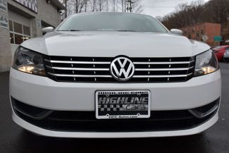 2015 Volkswagen Passat 2.0L TDI SE w/Sunroof Waterbury, Connecticut 10